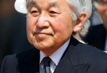 Giappone Presidente – Akihito. Una breve storia della vita