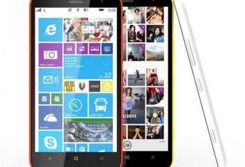 """Una visión general de los smartphone """"Nokia 1320"""""""