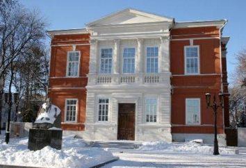Museu Radishchev (Saratov): exposições, pinturas e site oficial