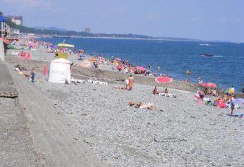Plaże Kobuleti: przegląd, opis i opinie