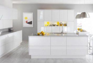 Weiße Küche – Stil und Eleganz