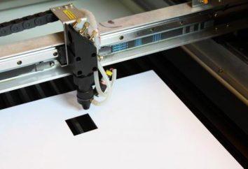taglio laser di plastica. La tecnica più accurata taglio plexiglas, plastica, legno compensato
