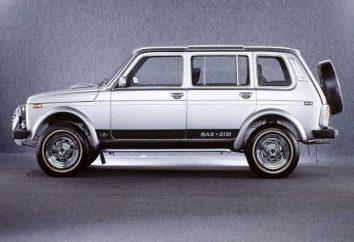 "SUV ""Niva VAZ 2131"""