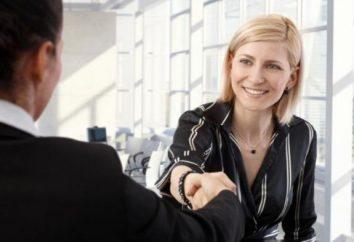 A entrevista com o supervisor prospectivo: algumas coisas é melhor não usar para uma reunião?