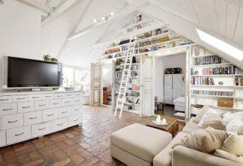 intérieurs appartement de style moderne