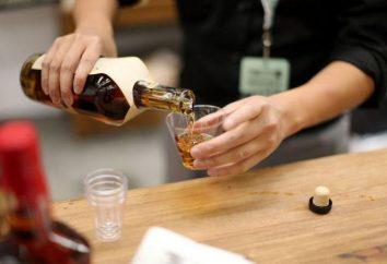 Żołądek wzdycha po alkoholie: co zrobić?