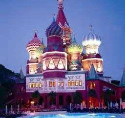 Hotel Wow Kremlin Palace 5 (Turquía, Antalya)