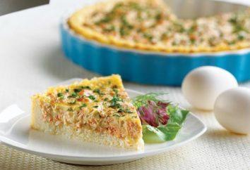Lezioni dal cuoco come cucinare una torta con cibo in scatola e riso (due modi)