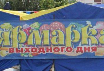 Wochenend-Messe in Moskau, Arbeitszeiten, Adresse, Handelsfunktionen und Bewertungen