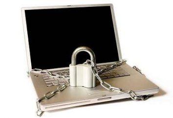 Comme l'ordinateur zaparoleny? Comment changer votre mot de passe?