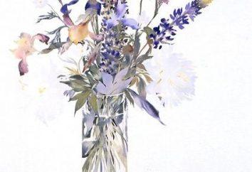 Jak narysować bukiet kwiatów. pomocnych wskazówek