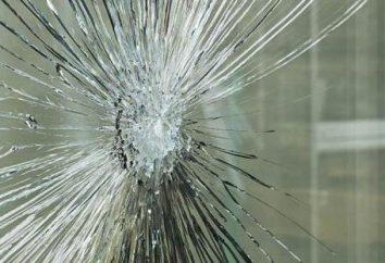 Come rimuovere la vetratura dalle finestre di plastica? smantellamento di vetro