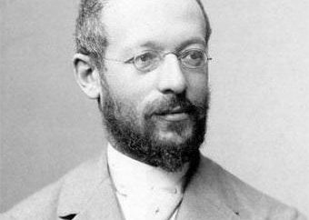 Georg Simmel: A Biography. La filosofia di Georga Zimmelya