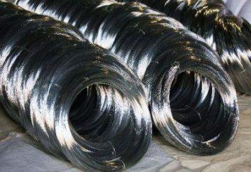 filo di acciaio – richiesto nel materiale costruzione