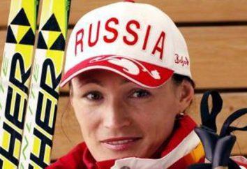 Ishmuratova Svetlana: carrière et biographie