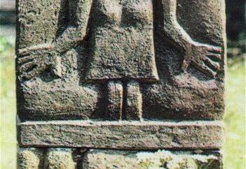 Eslava diosa Mokos