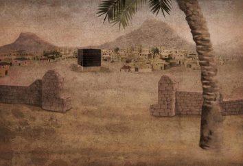 Arabia Saudita, Meca y su historia