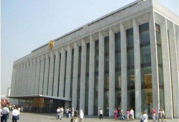 Balet Kremla: historia, repertuar, trupa, zakup biletów