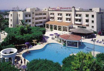 Hotel Crown Resort Henipa 3 * (Larnaca, Chipre): descrição, comentários