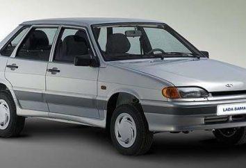VAZ 21154 – nowe oblicze krajowej samochodu