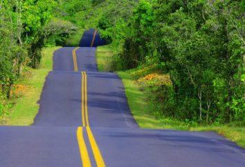 """Il """"triangolo rosso"""" on the road"""