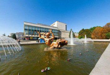 Teatr Opery i Baletu (Dniepropietrowsk): historia, repertuar, trupy