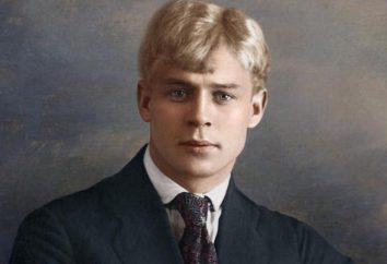 """""""Yesenin"""" – hombres y mujeres sotsiotip: una descripción de las características principales"""