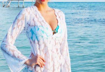 Takie miejscowe tunika na plaży …