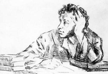 """Un ensayo sobre el tema """"Mi Pushkin"""": una pequeña muestra de los trabajos y recomendaciones"""