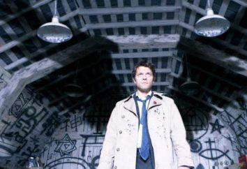 "Anioł Castiel, ""Supernatural"". charakter funkcji i zdjęcia"
