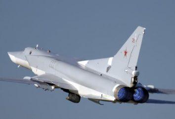 TU 22m3: dane techniczne samolotu (zdjęcia)
