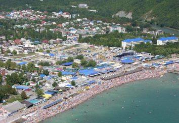 Freizeit und Erholung: Arkhipo-Osipovka. Erholungszentrum von Arkhipo-Osipovka. Dating Russian Women – Strand