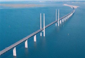 Oresund ponte-tunnel – una meraviglia tecnologica della modernità