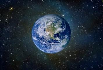 Skala wszechświata, struktura, przedmioty