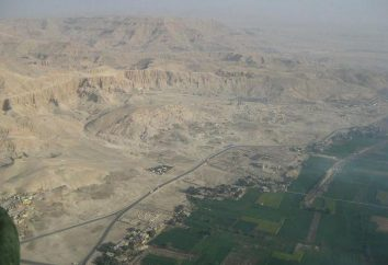 Egito, Tebas: história, pontos turísticos, fotos