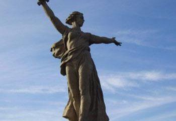 Sehenswürdigkeiten Volgograd Region – Foto und Beschreibung
