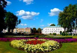 region Ucraina, Poltava: le aree del paese. Komsomolsk, regione di Poltava Karlovka