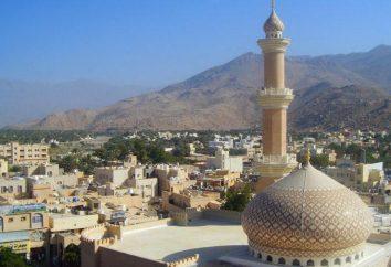 État du pavillon d'Oman. Histoire de la création