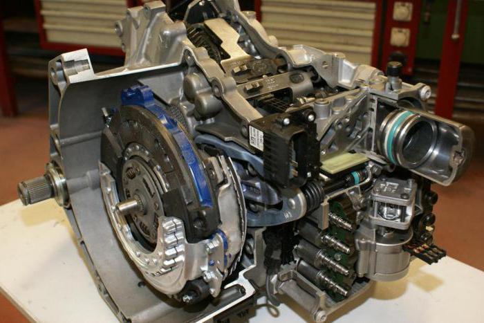 Transmisiones de manual automatizado