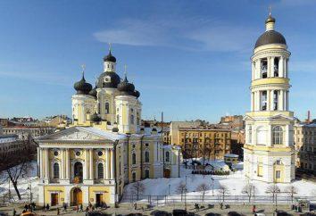 Vladimir Church, St. Petersburg indirizzo, foto e la storia
