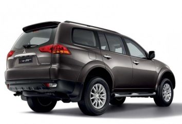 Mitsubishi Pajero – Japanischer Allradantrieb