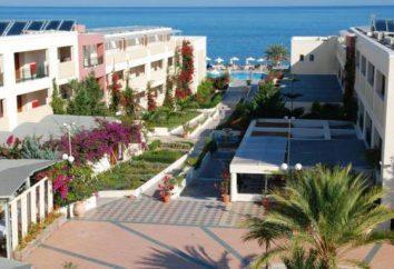 Hôtel Hydramis Palace Beach Resort 4 * (Crète, Grèce.): Photos et commentaires