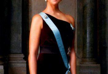 Princesse Madlen Tereziya Ameliya Yozefina, Mme O'Neill