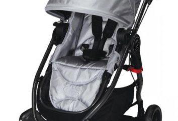 Baby Jogger City Versa – AMIABLE le transport des enfants pour la ville moderne