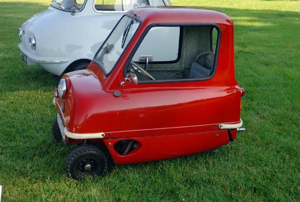Extrêmement Qu'appelez-vous la plus petite voiture du monde? HQ26