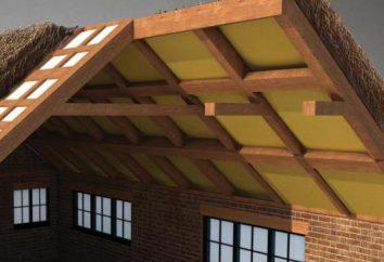 tratamiento ignífugo de construcciones de madera de la buhardilla: Características