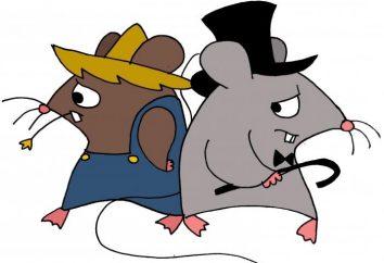 Wie wird man im Land der Mäuse los? gute Ratschläge
