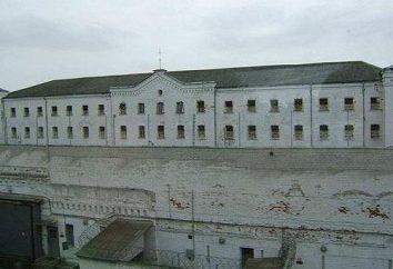 """Solikamsk Gefängnis oder Kolonie der legendären """"White Swan"""": Geschichte und Moderne"""