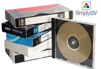 Jak przepisać kasetę wideo na komputerze?