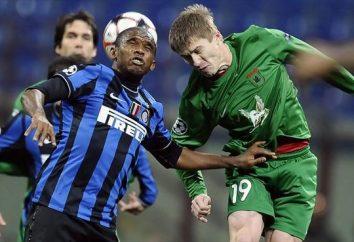 Vitaly Kaleshin: fútbol en el Krasnodar